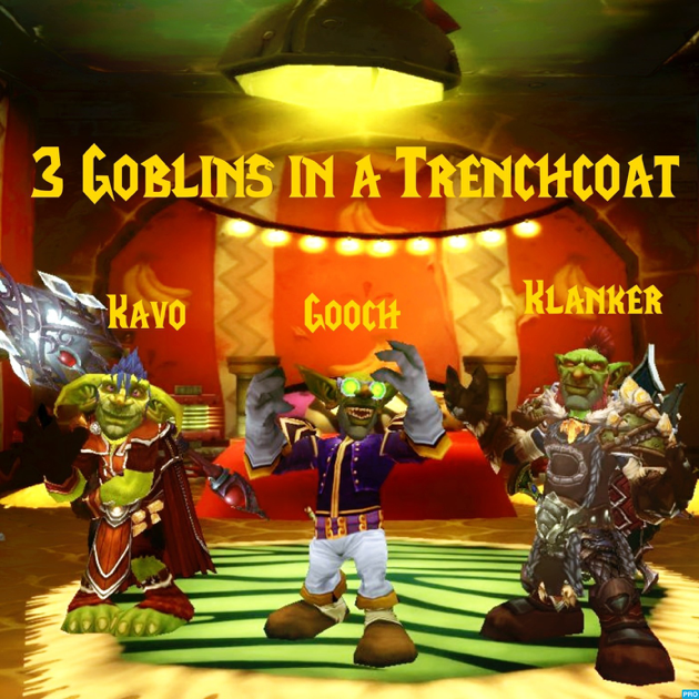3 Goblins in a Trenchcoat Podcast v Apple Podcasts