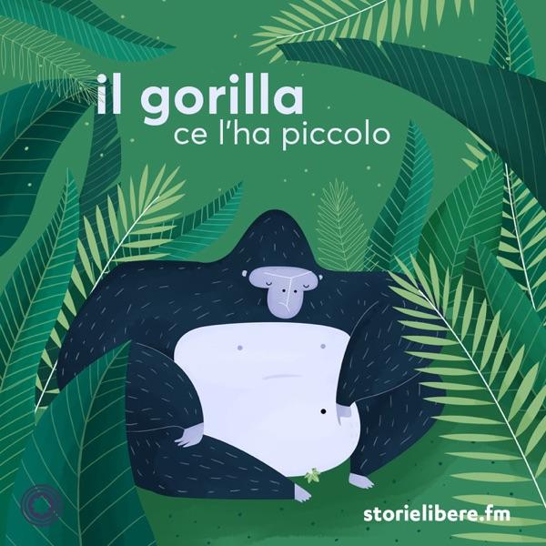 Il gorilla ce l'ha piccolo