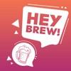 Hey Brew artwork