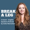 Break A Leg, the Speakers Podcast for the Aspiring and Professional Speaker with ianka fleerackers  artwork