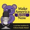 Make America Better Now  artwork