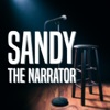 Sandy the Narrator artwork