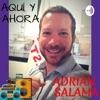 Adrián Salama ¡Aquí y ahora! artwork
