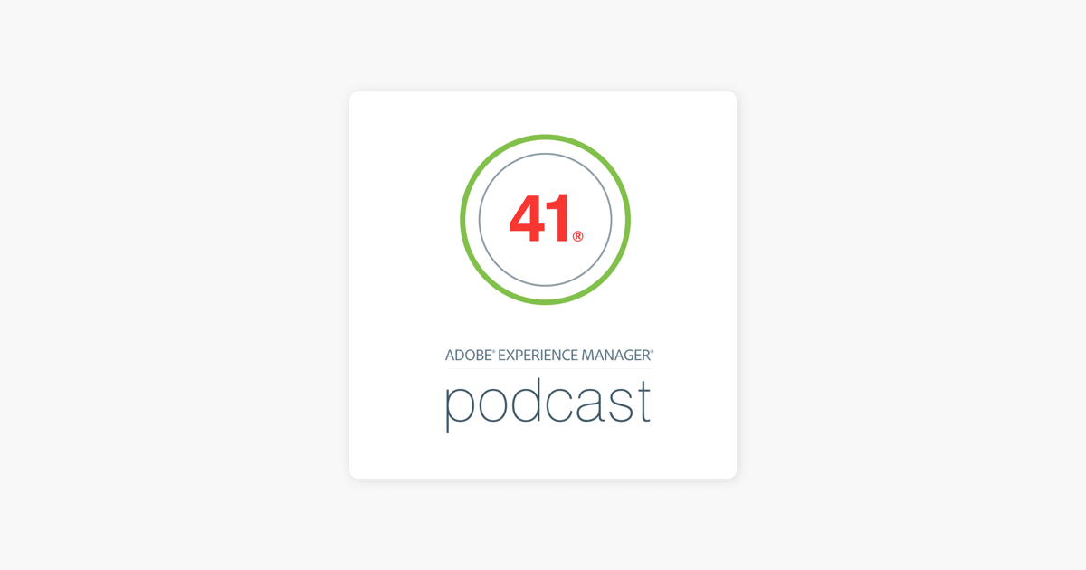 Adobe Experience Manager Podcast Aem Podcast Shared Component Properties With Brett Birschbach On Apple Podcasts