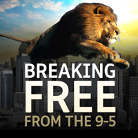 Breaking Free from the 9 to 5 comfort zone podcast