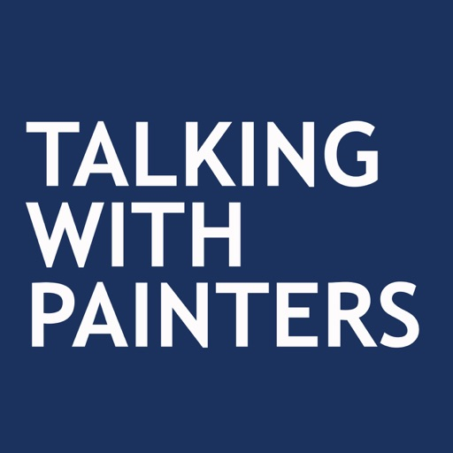 Cover image of Talking with Painters