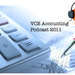 VCE Accounting Podcast