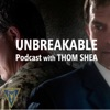 Unbreakable with Thom Shea artwork
