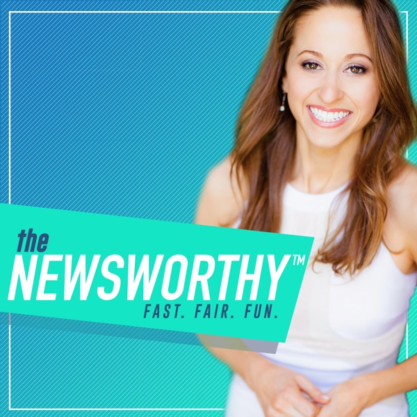 the NewsWorthy podcast show image