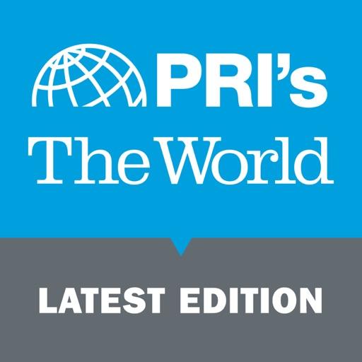 Cover image of PRI's The World