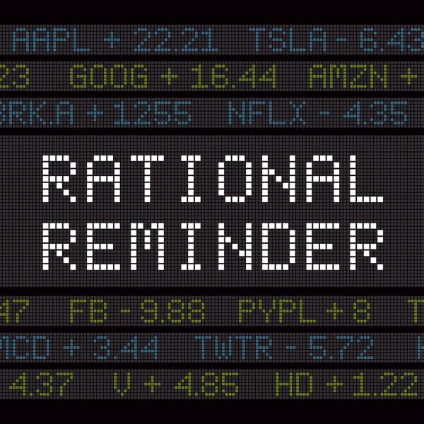 The Rational Reminder Podcast banner backdrop