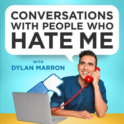 Conversations with People Who Hate Me