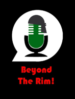 Podcast cover art for Beyond The Rim!
