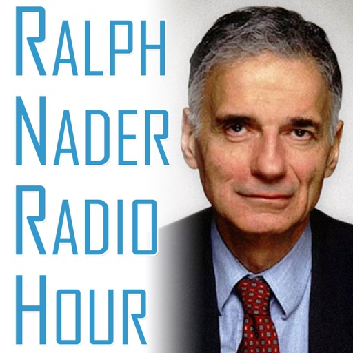 Cover image of Ralph Nader Radio Hour