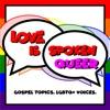 Love Is Spoken Queer artwork