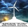 Jarnsaxa Rising artwork