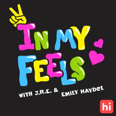 In My Feels with JRE and Emily Haydel:JRE, Emily Haydel and Himalaya Media Inc.
