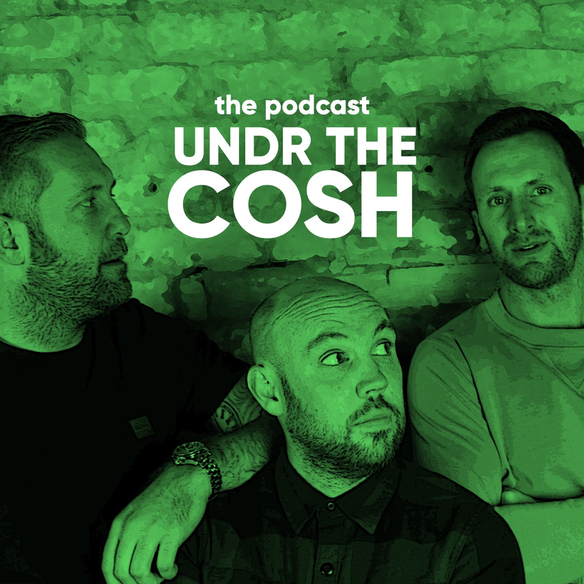 Bonus Episode | Undr The Cosh & Friends with Woody from Bastille, Darren Farley & Dean Saunders.