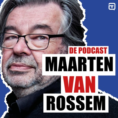 Maarten van Rossem - De Podcast:t-talks