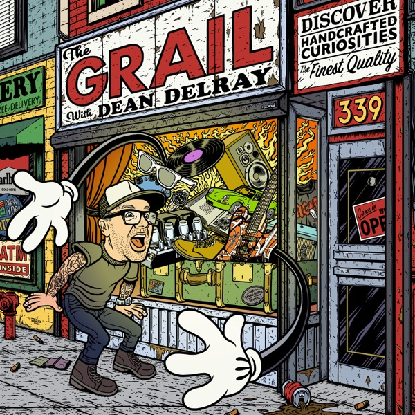 THE GRAIL with Dean Delray