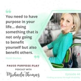 Finding purpose through disability, with Heidi Herkes