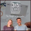 "3x5 Life Podcast...""One Thought in 3 to 5 Minutes"" artwork"