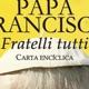 """Enciclica """"Fratelli Tutti"""""""