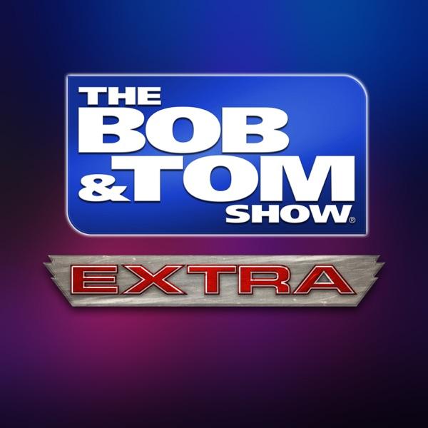 The BOB & TOM Show Free Podcast Artwork