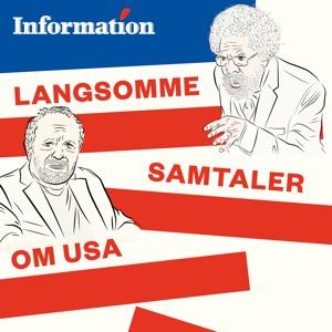 Langsomme samtaler om USA med Rune Lykkeberg