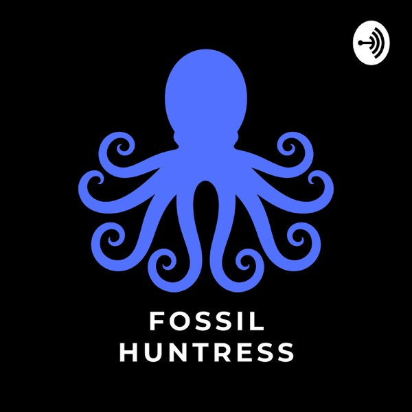 Fossil Huntress — Palaeo Sommelier Artwork
