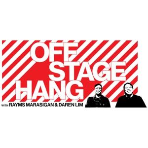 Offstage Hang with Raymund Marasigan and Daren Lim