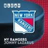 Bleav in NY Rangers artwork