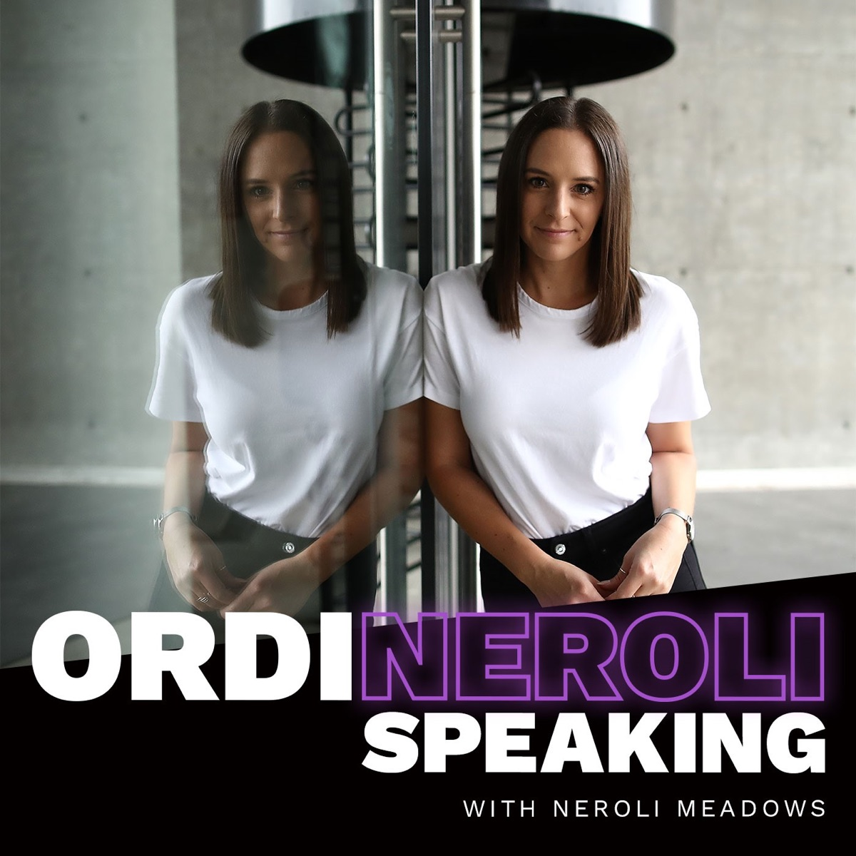 Natalie Medhurst - Ordineroli Speaking
