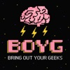 Bring Out Your Geeks! artwork