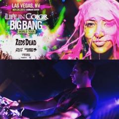 Live Set - Life In Color 2015 - Big Bang - Las Vegas
