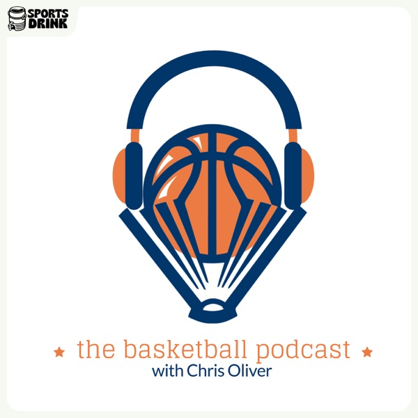 The Basketball Podcast banner backdrop