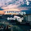 Airplanes and me artwork