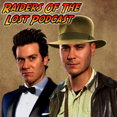 Raiders Of The Lost Podcast:James and Leo Deveney