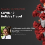 UPDATE 11/18/2020 COVID-19 Holiday Travel