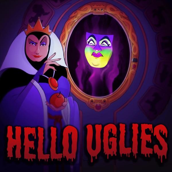 Hello Uglies banner backdrop