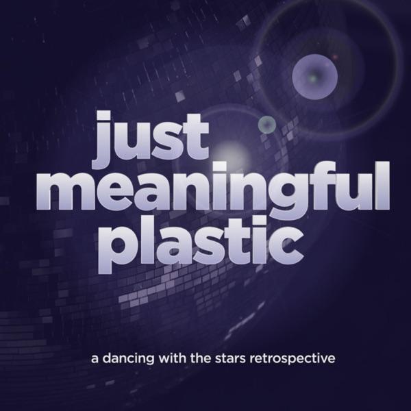 Just Meaningful Plastic: A DWTS Retrospective Artwork