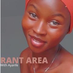 Rant Area