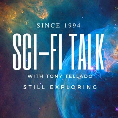Sci-Fi Talk:Tony Tellado