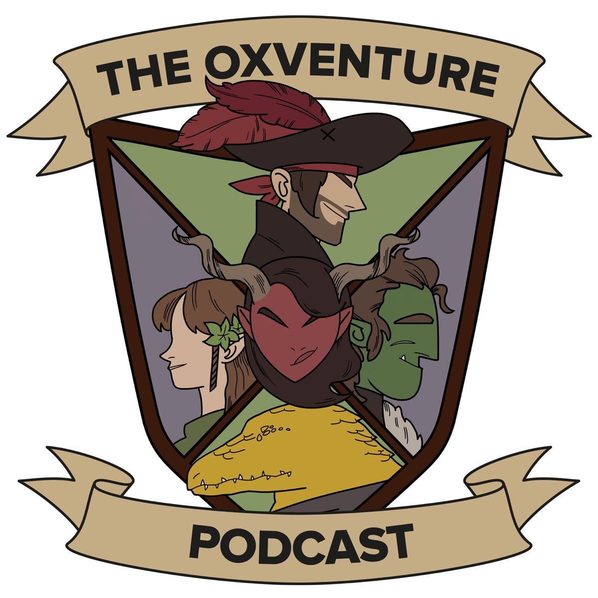 Oxventure - A Dungeons & Dragons Podcast