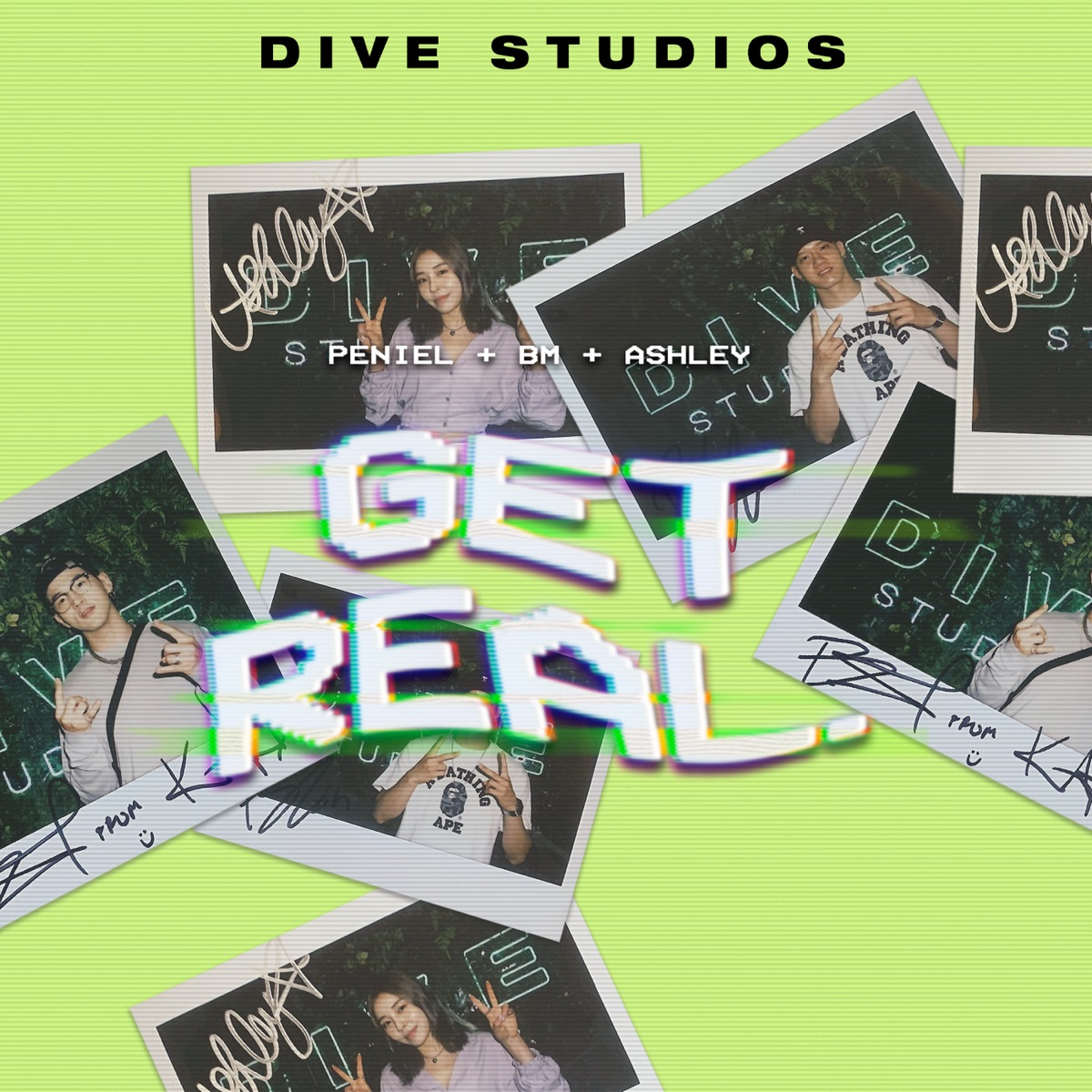 GET REAL w/ Peniel, BM, and Ashley Choi