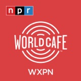 Image of World Cafe Words and Music from WXPN podcast