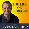 Life on Purpose with James Laughlin artwork