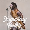 Disgusting Hawk with Jessica Kirson artwork