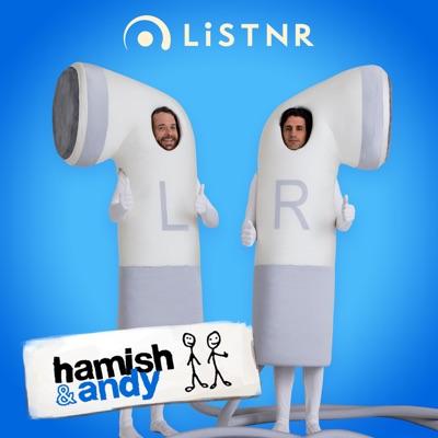 Hamish & Andy:LiSTNR
