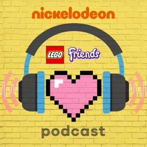 LEGO Friends Girls On A Mission Podcast